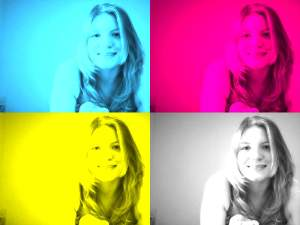 Playing around with my Webcam