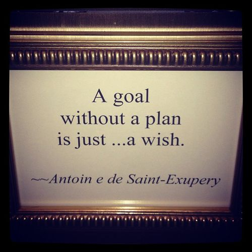 A-Goal-Without-A-Plan-Is-Just
